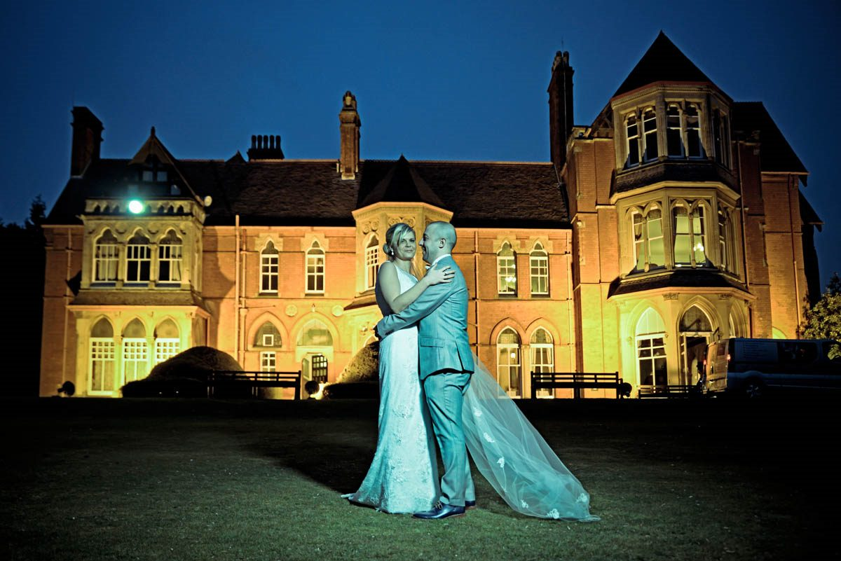 Wedding Photography Highbury Hall
