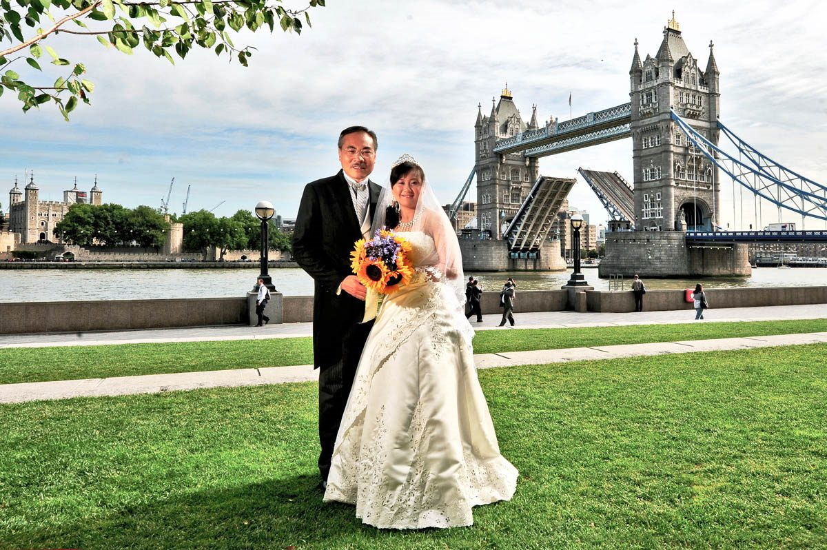 Wedding Photography Tower Bridge