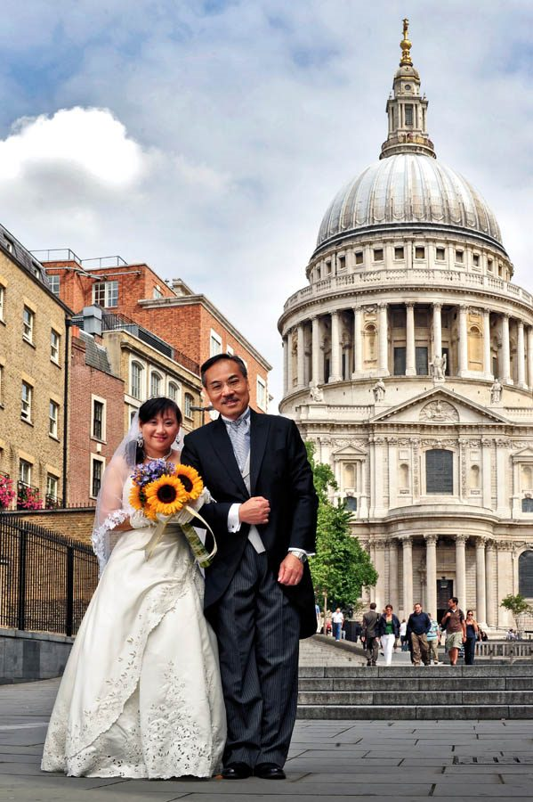 Wedding Photography St Pauls